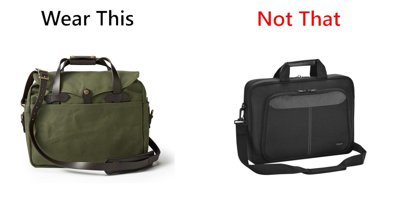 Filson Computer Bag